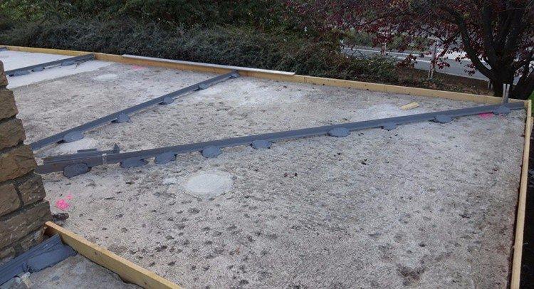 commercialisation de mortiers b tons gravier sable et gravier d coratif optim beton. Black Bedroom Furniture Sets. Home Design Ideas